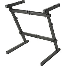 Quik-Lok Z-70 Width and Height Adjustable Z Keyboard Stand Level 1