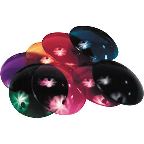 American DJ Z-CL100 Color Lenses Pack for PAR 36 Pinspot Amber 4-Pack