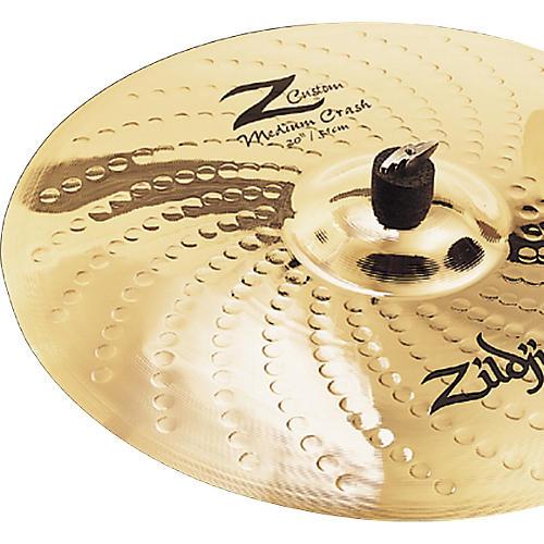 Zildjian Z Custom Medium Crash Cymbal-thumbnail