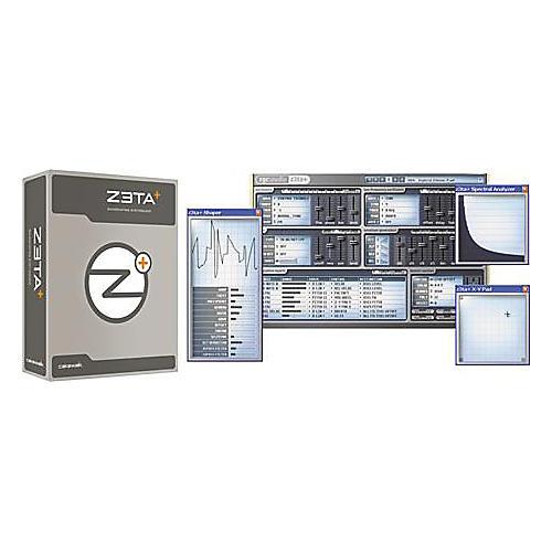 Cakewalk Z3TA+ Waveshaping Synthesizer