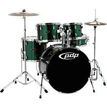PDP by DW Z5 5-Piece Drum Set Emerald