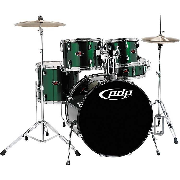 PDP Z5 5-Piece Shell Pack  Emerald