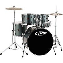 PDP by DW Z5 5-Piece Shell Pack Level 1  Grey Metal