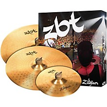 "Zildjian ZBT 16/18 Crash Pack with Free 10"" Splash"