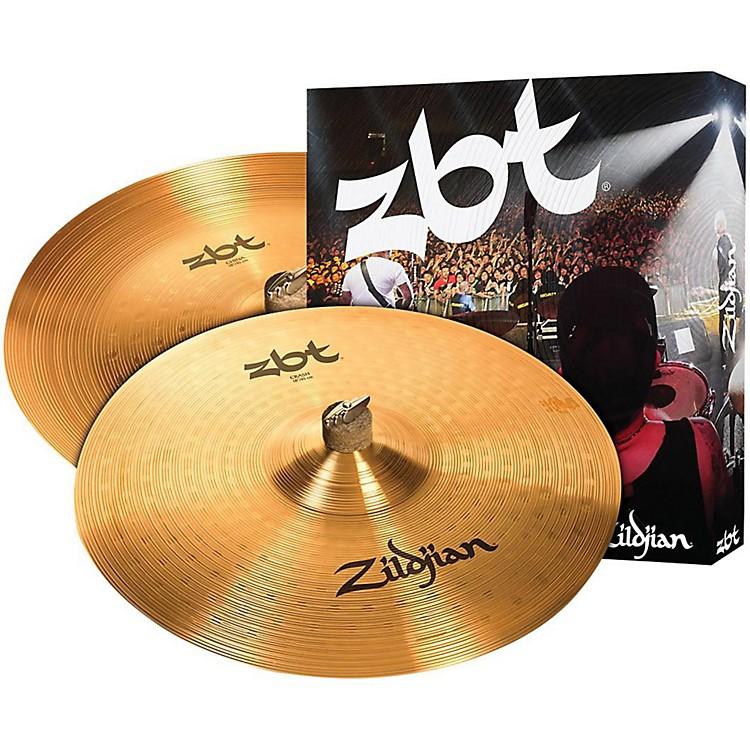 ZildjianZBT China Crash Cymbal Pack