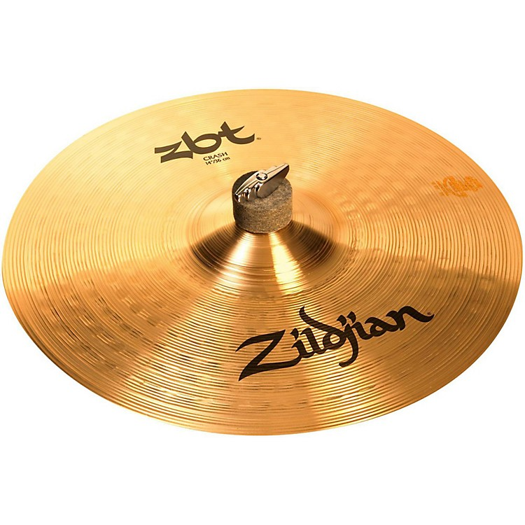 Zildjian ZBT Crash Cymbal  14 Inches