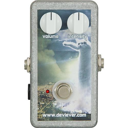 Devi Ever ZG Fuzz Guitar Effects Pedal-thumbnail