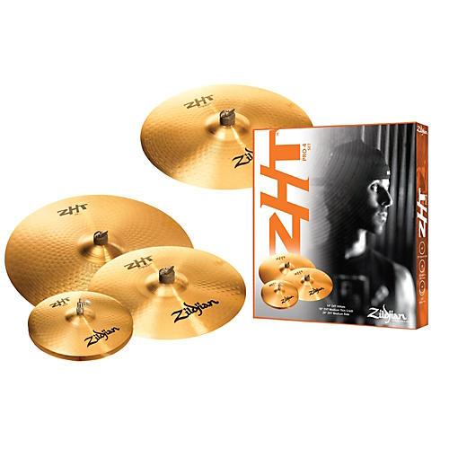 Zildjian ZHT 4 Pro Box Cymbal Set
