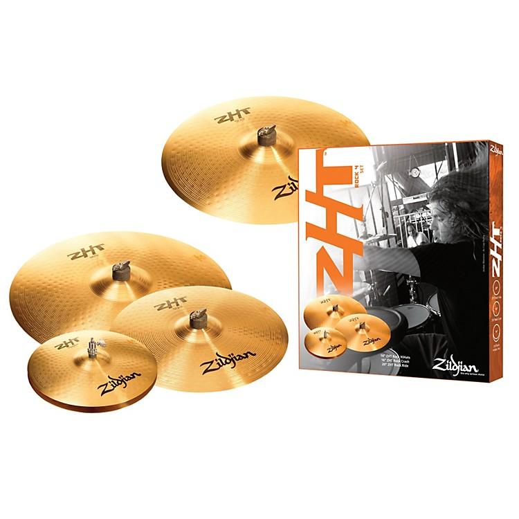ZildjianZHT 4 Rock Box Cymbal Set