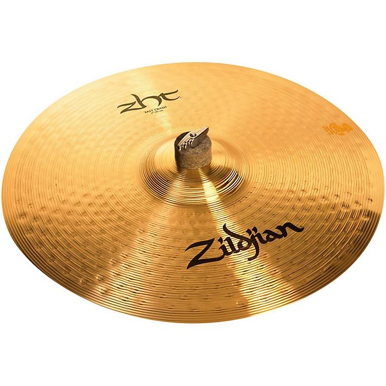 ZildjianZHT Fast Crash Cymbal16 Inches