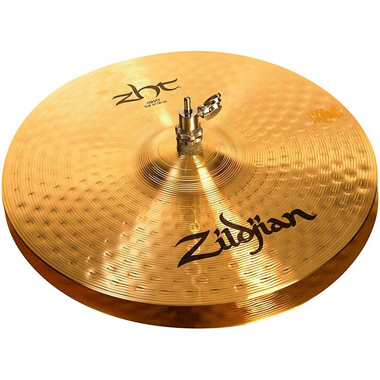 Zildjian ZHT Mastersound Hi-Hat Pair  14 Inches