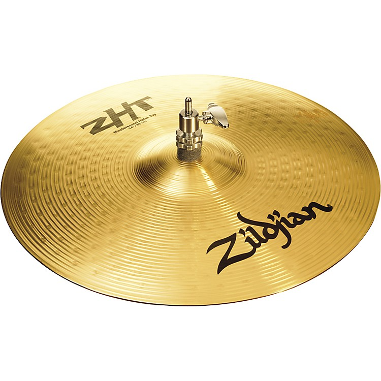 Zildjian ZHT Mastersound Hi-Hat Top Cymbal  14 Inches