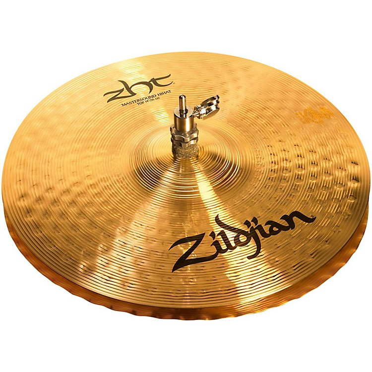 Zildjian ZHT Mastersound Hi-Hats Cymbal Pair  14 Inches