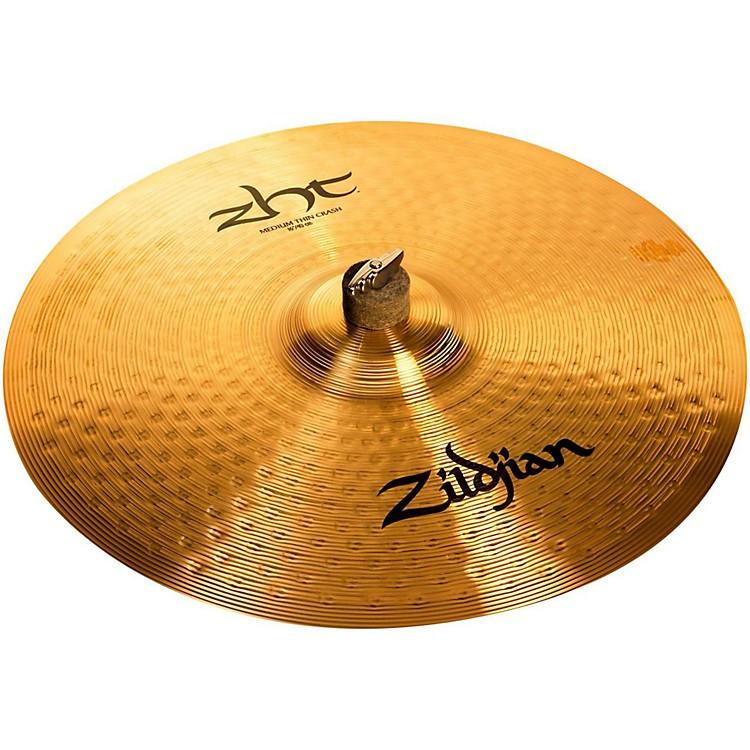 ZildjianZHT Medium Thin Crash Cymbal16 Inches