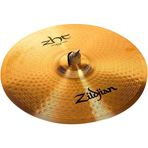 Zildjian ZHT Medium Thin Crash Cymbal  16 in.