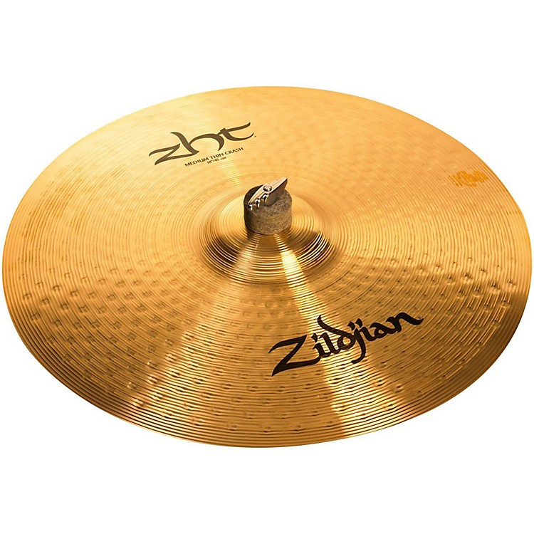 ZildjianZHT Medium Thin Crash Cymbal