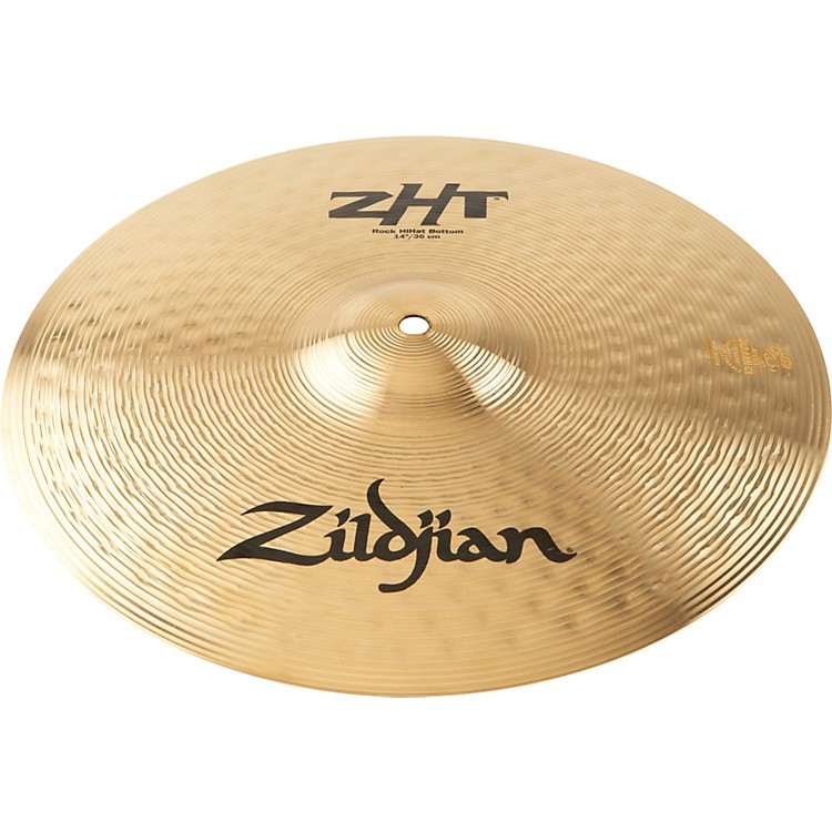 Zildjian ZHT Rock Hi-Hat Bottom
