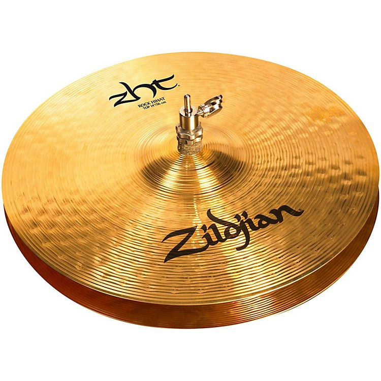 Zildjian ZHT Rock Hi-Hats Pair  14 Inches