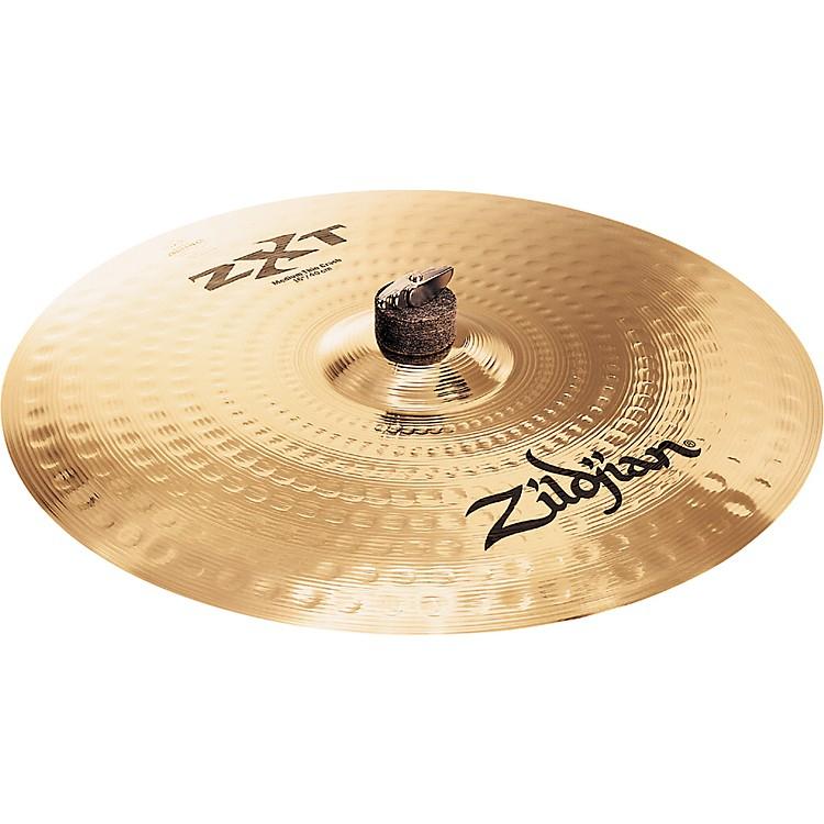 zildjian zxt medium thin crash cymbal 18 inches musician 39 s friend. Black Bedroom Furniture Sets. Home Design Ideas