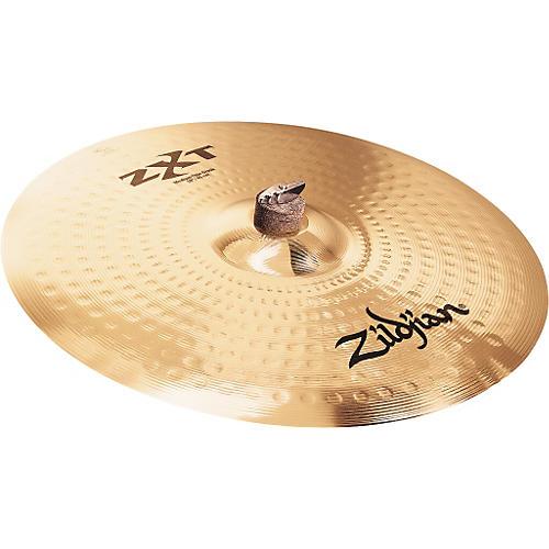 Zildjian ZXT Medium-Thin Crash Cymbal  18 Inches