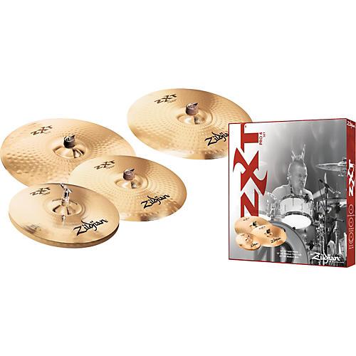 Zildjian ZXT Pro Bonus Cymbal Pack with Free 18