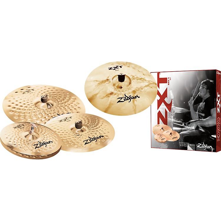 ZildjianZXT Rock Bonus Box Set with Free 18