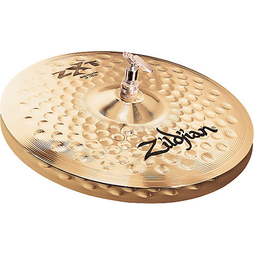 Zildjian ZXT Rock Hi-Hat Cymbal Pair-thumbnail