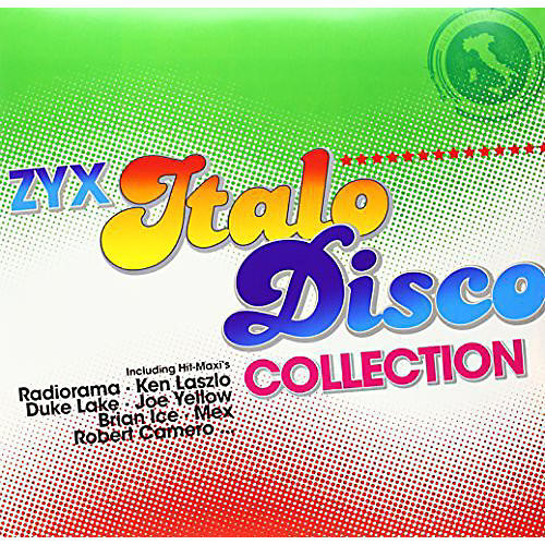 Alliance ZYX Italo Disco Collection