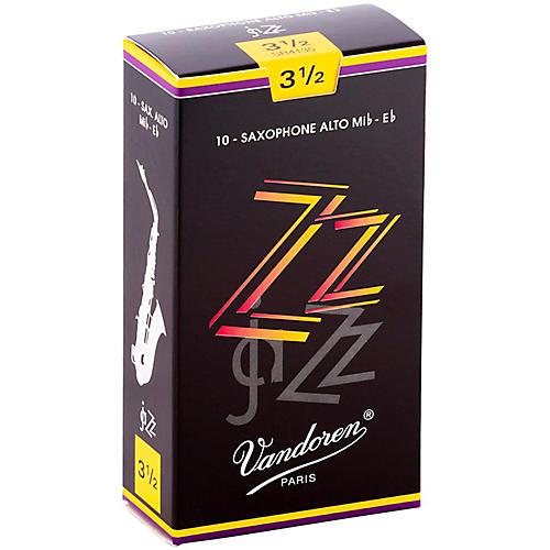 Vandoren ZZ Alto Saxophone Reeds