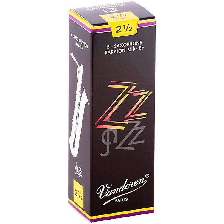VandorenZZ Baritone Saxophone Reeds