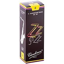 Vandoren ZZ Tenor Saxophone Reeds Strength - 2, Box of 5