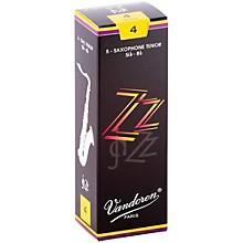 Vandoren ZZ Tenor Saxophone Reeds Strength - 4, Box of 5