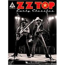 Hal Leonard ZZ Top Early Classics Guitar Tab Songbook