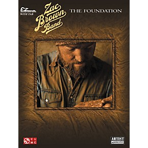 cherry lane zac brown band the foundation easy guitar tab musician 39 s friend. Black Bedroom Furniture Sets. Home Design Ideas