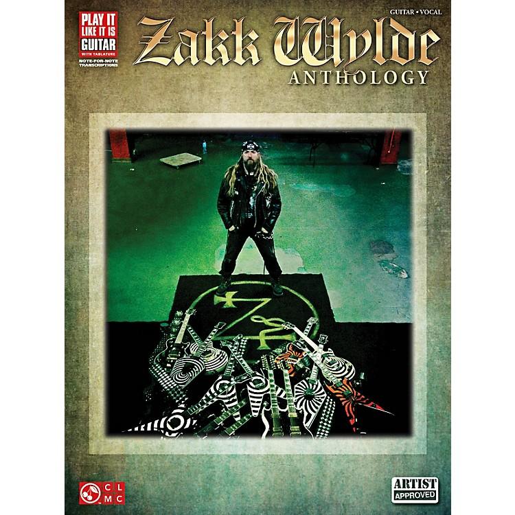 Cherry LaneZakk Wylde Anthology Guitar Tab Songbook