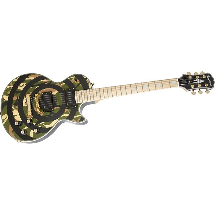 EpiphoneZakk Wylde Bullseye Les Paul Custom Plus Electric Guitar