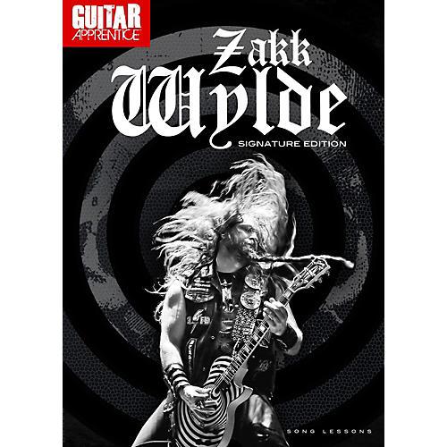 Hal Leonard Zakk Wylde Guitar Apprentice 6-DVD set-thumbnail