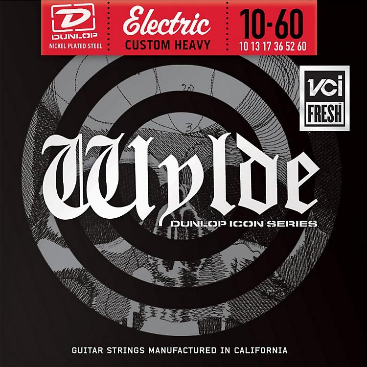 DunlopZakk Wylde Icon Series Custom Electric Guitar Strings
