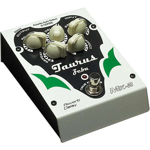 Taurus Zebu MK2 Reverb Delay Effects Pedal