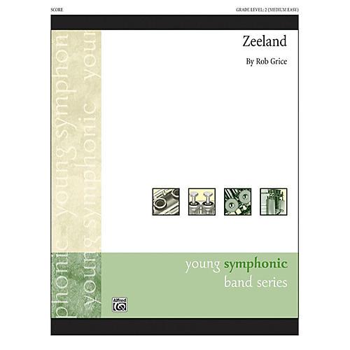 Alfred Zeeland Concert Band Grade 2-thumbnail