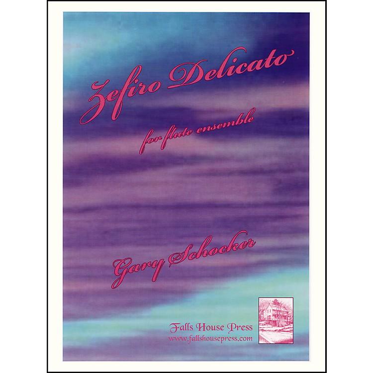 Carl FischerZefiro Delicato Book