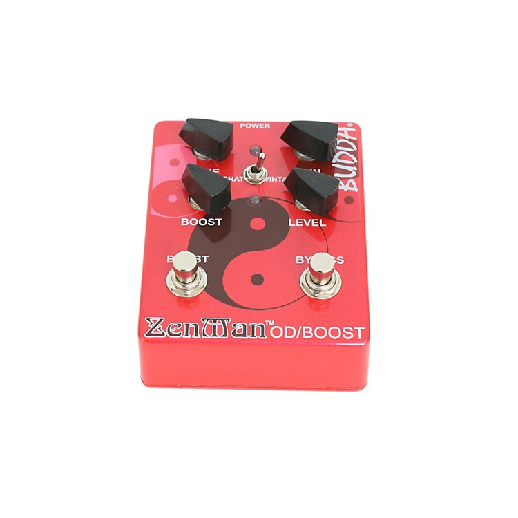 Budda Zenman Overdrive Guitar Effects Pedal