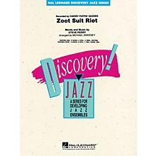 Hal Leonard Zoot Suit Riot Jazz Band Level 1-2 Arranged by Michael Sweeney