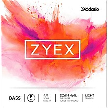 D'Addario Zyex Series Double Bass E String