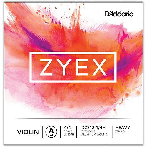 D'Addario Zyex Series Violin A String-thumbnail