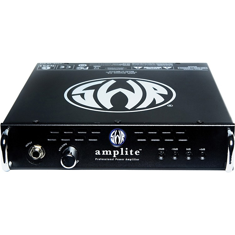 SWR amplite 400W Bass Power Amp