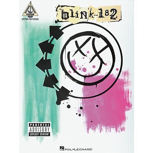 Hal Leonard blink-182 Guitar Tab Songbook