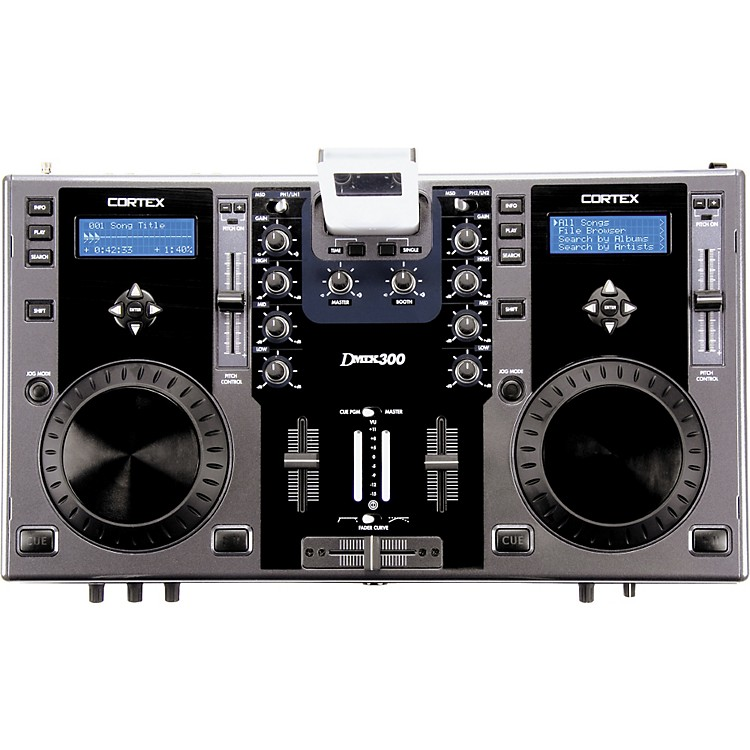 Cortex dMIX-300 Digital Music Control Station