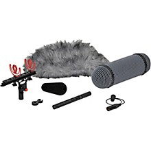 DPA Microphones d:dicate 4017B-R Shotgun Microphone with Ryocote Windshield