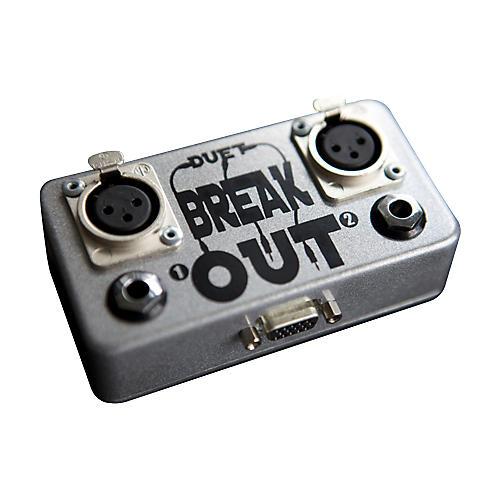 TSoundPro duet BREAKOUT Interface
